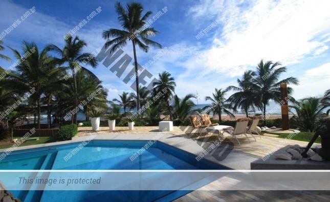 Fantástica casa beira mar Bahia