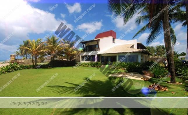 Casa frente a praia Bahia Interlagos