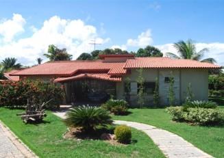 Casa no melhor condomínio fechado de Salvador