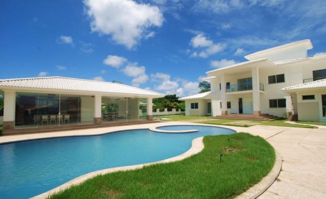 Residência de luxo Bahia Encontro das Águas