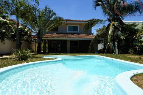Casa em Porto Resort Busca Vida