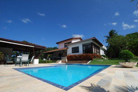 Ótima casa no Encontro das Águas em localização excepcional