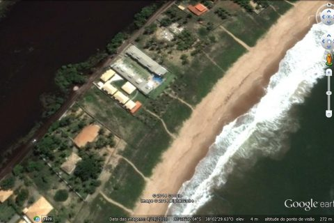 Terreno em frente ao mar Itacimirim Bahia